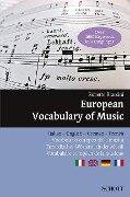 European Vocabulary of Music - Roberto Braccini