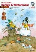 Die schönsten Herbst- und Winterlieder 1-2 Violinen. -