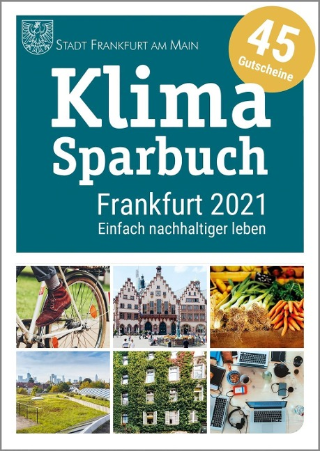 Klimasparbuch Frankfurt 2021 -