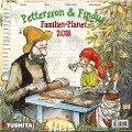 Pettersson und Findus Familienplaner 2018 Media Illustration -