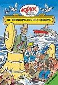 Die Digedags. Weltraum-Serie 02. Die Erfindung des Digedaniums - Hannes Hegen