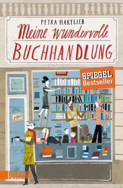 Meine wundervolle Buchhandlung - Petra Hartlieb