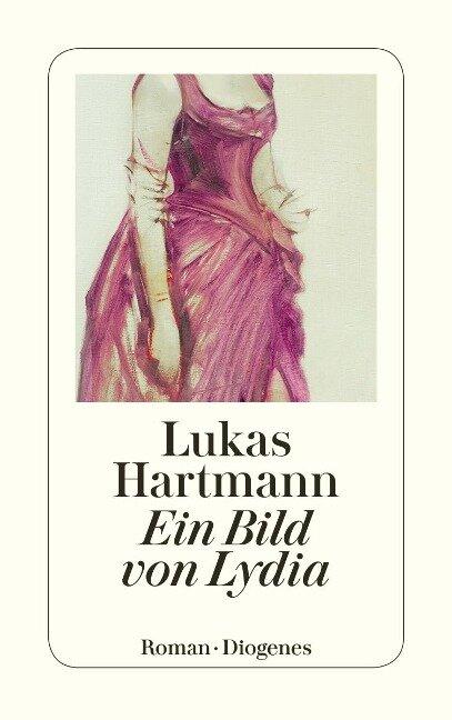 Ein Bild von Lydia - Lukas Hartmann