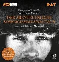Der abenteuerliche Simplicissimus Deutsch - Hans Jacob Christoffel von Grimmelshausen