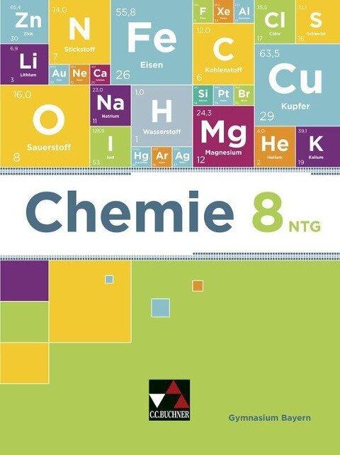 Chemie Bayern - neu 8 NTG - Karin Broll, Thomas Weingand, Martin Wild, Marco Korn, Oliver Eberl