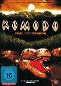 Komodo - The Living Terror - Hans Bauer, Craig Mitchell, John Debney