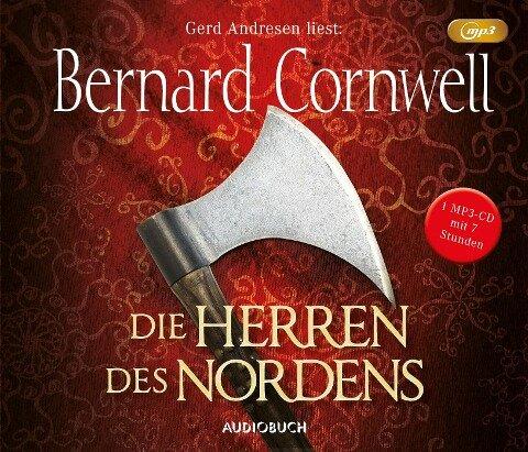 Die Herren des Nordens (MP3-CD) - Bernard Cornwell