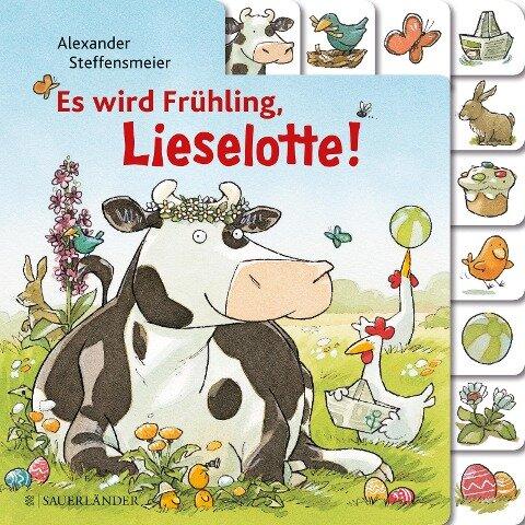 Es wird Frühling, Lieselotte - Alexander Steffensmeier