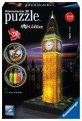 Big Ben bei Nacht 3D-Puzzle 216 Teile -