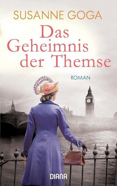 Das Geheimnis der Themse - Susanne Goga