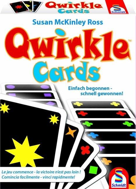 Qwirkle Cards -