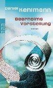 Beerholms Vorstellung - Daniel Kehlmann
