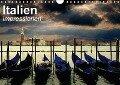 Italien . Impressionen (Wandkalender 2017 DIN A4 quer) - Elisabeth Stanzer