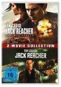 Jack Reacher 2-Movie Collection - Christopher McQuarrie, Lee Child, Richard Wenk, Edward Zwick, Marshall Herskovitz