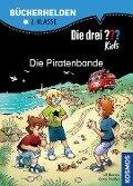 Die drei ??? Kids, Bücherhelden, Die Piratenbande - Boris Pfeiffer, Ulf Blanck