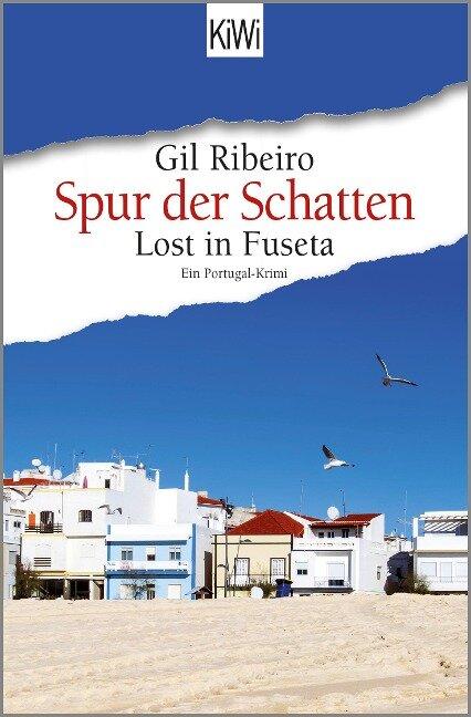 Spur der Schatten - Gil Ribeiro
