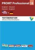 PROMT Professional 18 Englisch-Deutsch -