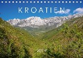 Kroatien 2019 (Tischkalender 2019 DIN A5 quer) - Sarah Seefried