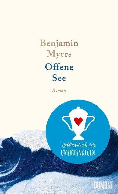 Offene See - Benjamin Myers