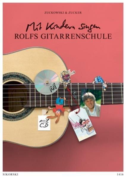 Rolfs Gitarrenschule - Rolf Zuckowski, Roni Zucker