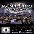 Mit den Gezeiten - Live aus Hamburg (Limited CD + DVD) - Santiano