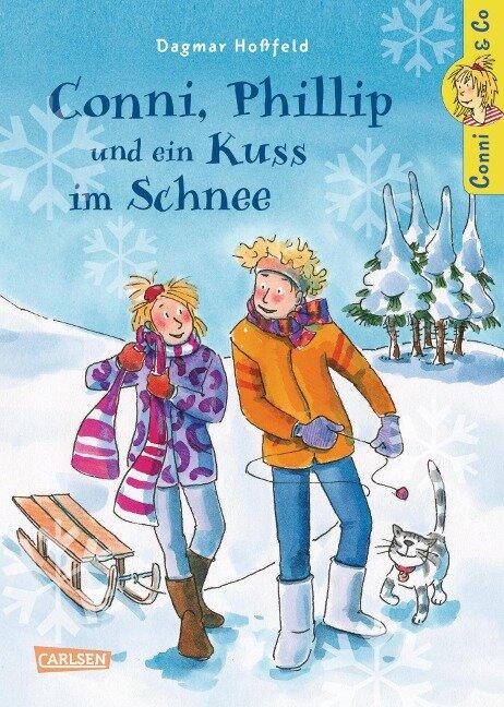 Conni & Co 9: Conni, Phillip und ein Kuss im Schnee - Dagmar Hoßfeld