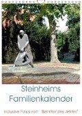Steinheims Familienkalender (Wandkalender 2017 DIN A4 hoch) - Sabine Diedrich
