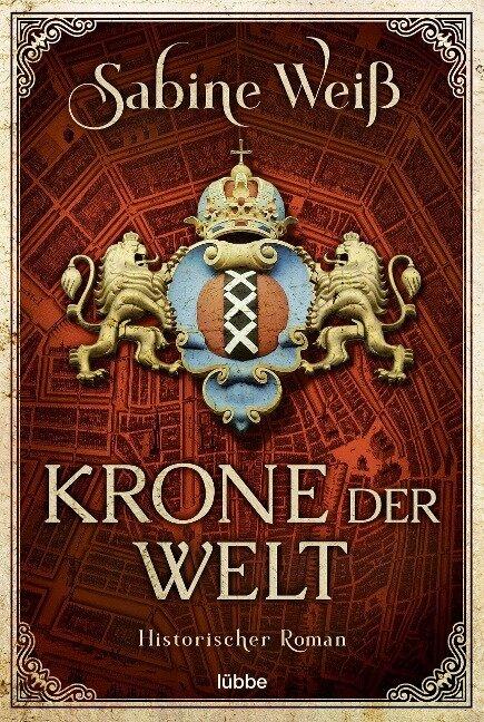 Krone der Welt - Sabine Weiß