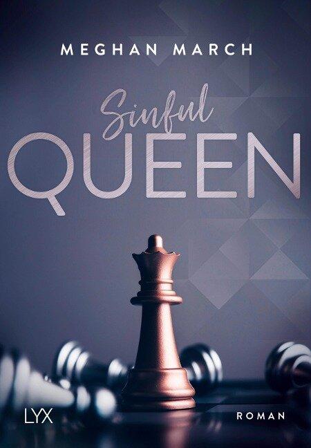 Sinful Queen - Meghan March