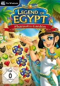 Legend of Egypt - Pharaoh's Garden. Für Windows Vista/7/8/8.1/10 -