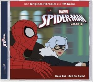 Disney/Marvel Spider-Man 02: Black Cat / Zeit für Party -