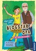 Blogstar Opa - Mit Herz und Schere - Aygen-Sibel Çelik, Carolin Liepins