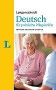 Langenscheidt Deutsch für polnische Pflegekräfte -