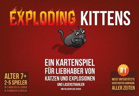 Exploding Kittens -