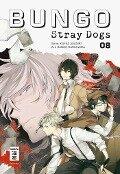 Bungo Stray Dogs 08 - Kafka Asagiri, Sango Harukawa