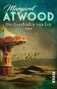 Die Geschichte von Zeb - Margaret Atwood