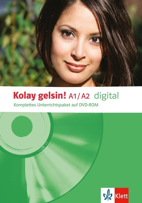 Kolay gelsin! Türkisch für Anfänger. DVD-ROM A1-A2 -