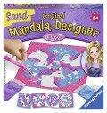 Mini Sand Mandala-Designer Fantasy MD Sand -