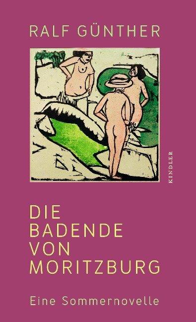 Die Badende von Moritzburg - Ralf Günther