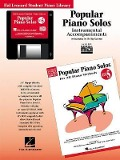 Popular Piano Solos - Level 5 - GM Disk: Hal Leonard Student Piano Library -