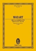 Die Zauberflöte - Wolfgang Amadeus Mozart