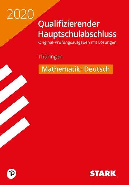 STARK Qualifizierender Hauptschulabschluss 2020 - Mathematik, Deutsch - Thüringen -