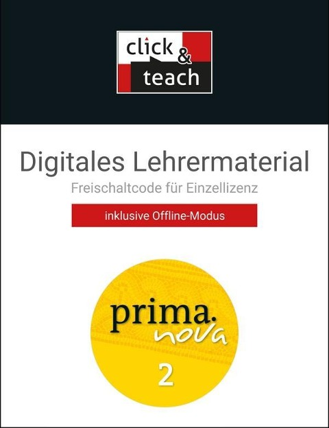 prima.nova 2 click & teach Box -