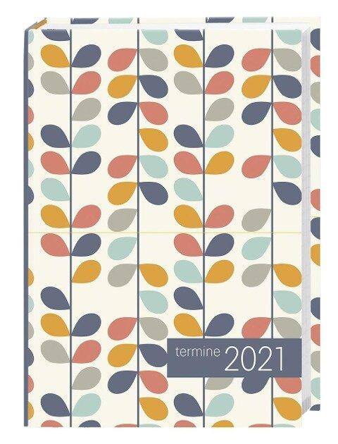 times&more Seestern blau Kalenderbuch 2020 -
