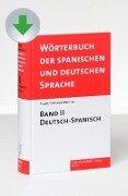 Wörterbuch der spanischen und deutschen Sprache. Band 1 - Rudolf J. Slaby, Rudolf Grossmann, Carlos Illig