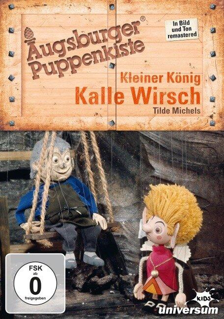 Augsburger Puppenkiste - Kleiner König Kalle Wirsch - Manfred Jenning, Hermann Amann