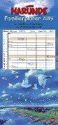 Marunde Familienplaner - Kalender 2019 -