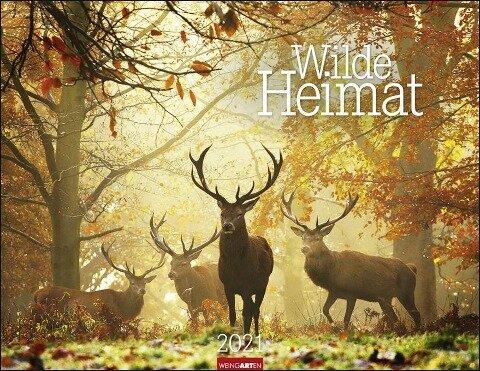 Wilde Heimat - Kalender 2020