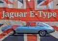 Jaguar E-Type - Die Raubkatze (Wandkalender 2019 DIN A3 quer) - Ingo Laue