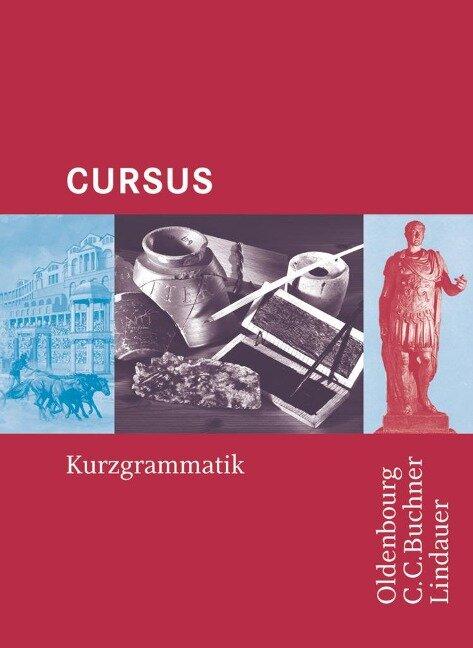Cursus - Kurzgrammatik -